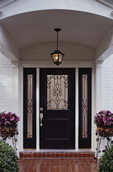 Masonite Belleville fiberglass doors